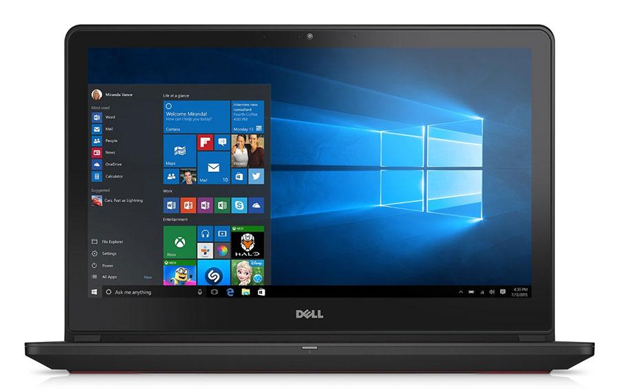 Change Function key behavior in Dell Inspiron 15 laptops